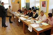 Volby na Třebíčsku.