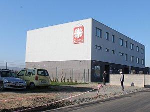 Nový azylový dům v Třebíči