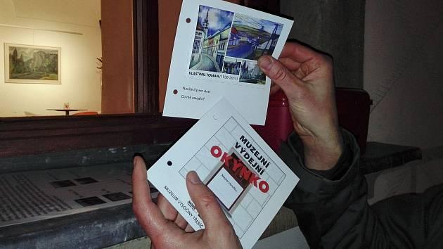 Kulturní výdejní okýnko. Třebíčské muzeum místo piva nabízí regionální malíře
