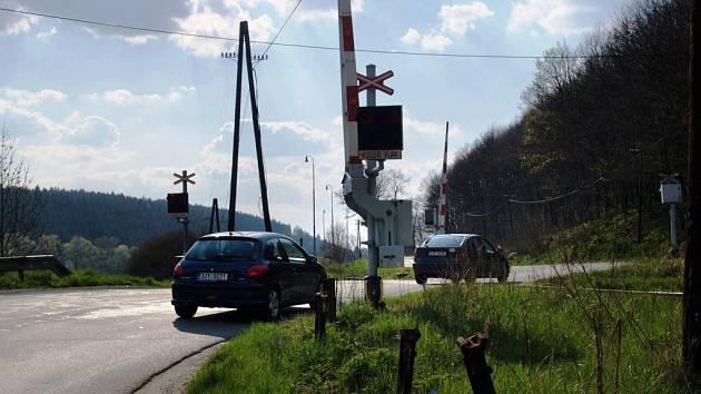 Přejezd u Vladislavi