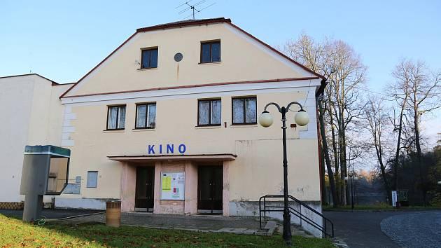 Kino v Kamenici nad Lipou je už nejméně tři roky zavřené.