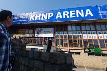 Rekonstrukce hokejového stadionu v Třebíči se stala jablkem sváru tamních zastupitelů.