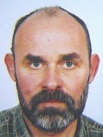 Pohřešovaný Jaroslav Matějka.