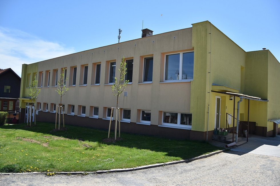 Modernizací a rekonstrukcí prochází i místní školka