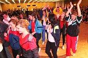 Stužkovací ples 8 G třebíčského gymnázia
