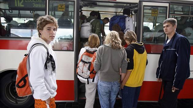 Autobusy na plyn by měly v budoucnu jezdit v Třebíči.