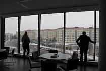 Ve Střední průmyslové škole Třebíč slavnostně uvedli do provozu nový pavilon B.