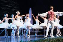 Závěrečný koncert festivalu Petra Dvorského byl poctou ruskému hudebnímu Petru Iljiči Čajkovskému.