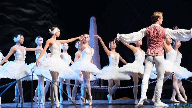 OBRAZEM: Baletky jako finále hudebního festivalu