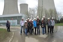 Speciální sobotní exkurze pořádá elektrárna už podruhé.