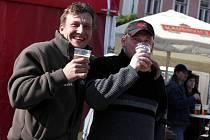 Slavnosti piva v Třebíči.