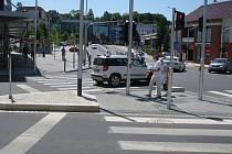 Ostrůvek v Jihlavské bráně.