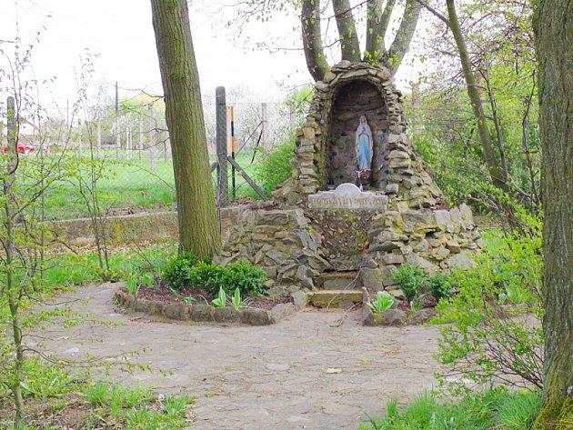 Moravskobudějovické zahrady.