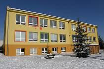 Nově zrekonstruovaná Mateřská školka ve Fišerově ulici.