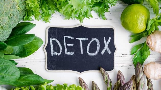 Detoxikace. Ilustrační snímek.