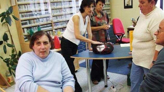 Nevidomým slouží nová digitální knihovna.