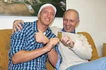 Překážkář Petr Svoboda má zlatou medaili z evropského šampionátu.