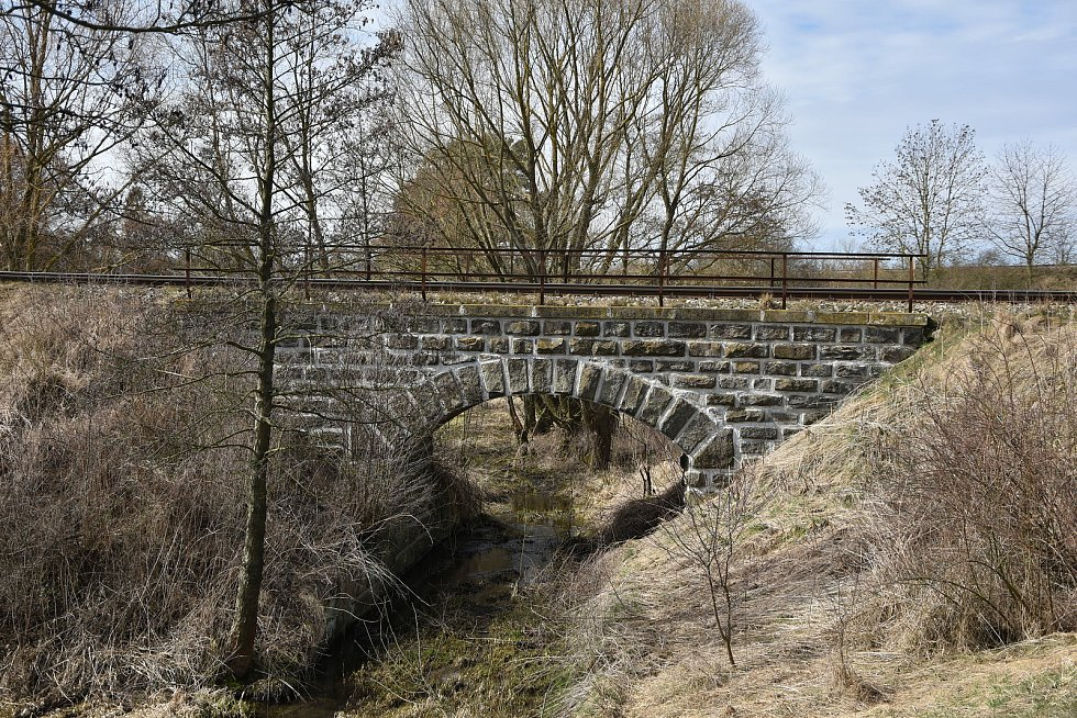 Most s podchodem pro pěší by se v budoucnosti mohl dočkat velké rekonstrukce.