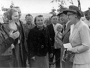 """Zámek měl sloužit jako sídlo, ze kterého by mohl prezident vyrážet na cesty po Moravě. """"V letech 1946 až 1947 prezident Beneš na náměšťském zámku dvakrát vždy necelý měsíc pobýval,""""sdělil kastelán Marek Buš."""