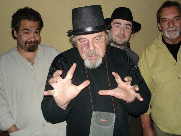 Pavel Hlaváč se svou skupinou Hlaváč & Co.