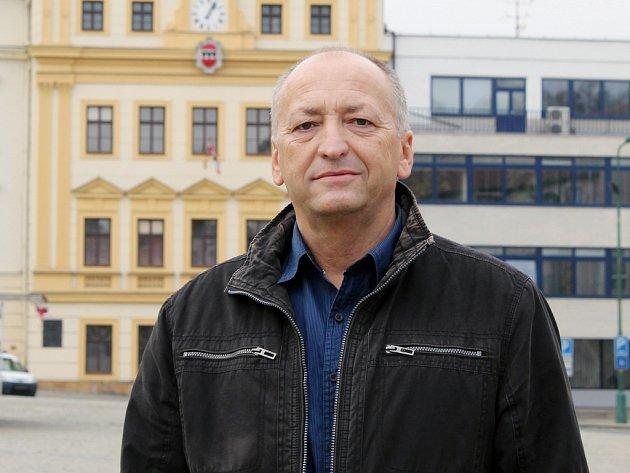 Pavel Franěk mění roli učitele za pozici náměstka hejtmana Kraje Vysočina.