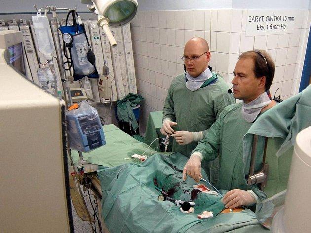 Kraj Vysočina podpoří vznik kardiocentra v Jihlavě.