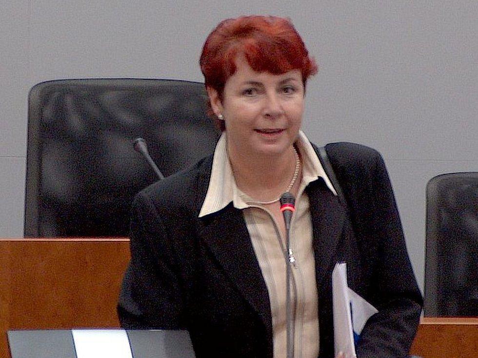 Marie Černá.