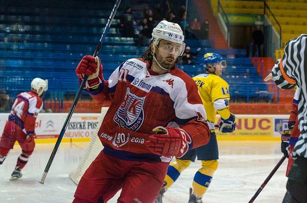 Lídr soutěže z Havlíčkova Brodu splnil roli favorita na ledě posledního Písku.