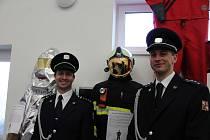 Slavnostní otevírání nové hasičské zbrojnice, Jaroměřice nad Rokytnou 28. 2. 2019