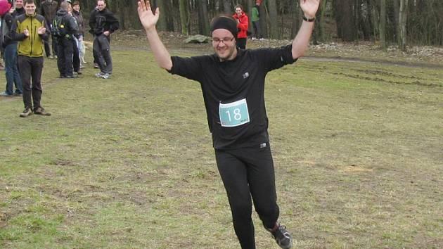 Třebíčský půlmaraton, snímek je z prvního ročníku.