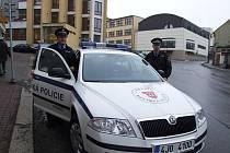 Nový vůz Škoda Octavia Tour dostala do výbavy Městská policie Třebíč. Město ji pořídilo coby náhradu předchozí vysloužilé fabie.