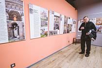 Zahájení výstavy Tři perly Unesco v Třebíči