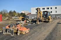 První parcely by se mohly začít prodávat v lednu 2021