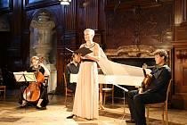 V pořadí druhý koncert festivalu Petra Dvorského pod názvem Kantáty barokní Neapole.