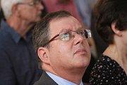 Izraelský velvyslanec Daniel Meron.