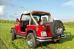 Jeep Wrangler první generace