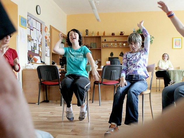 Za lidmi do Denního rehabilitačního stacionáře v Družstevní ulici v Třebíči se ve středu mohl podívat v rámci Dne otevřených dveří každý, kdo chtěl.