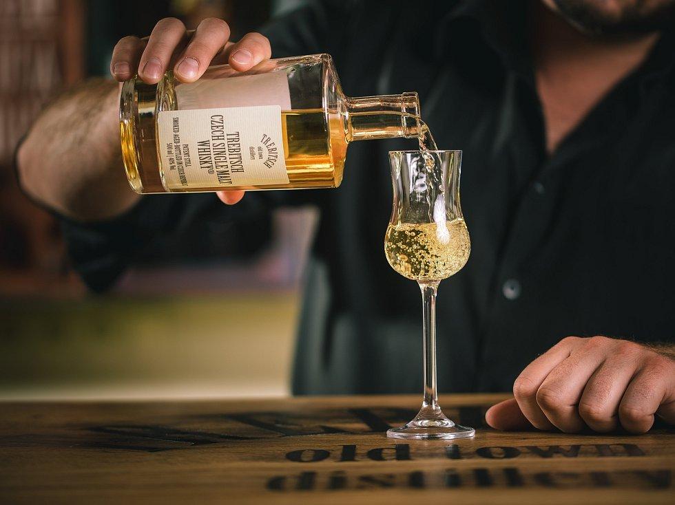 Trebitsch Czech Single Malt Whisky