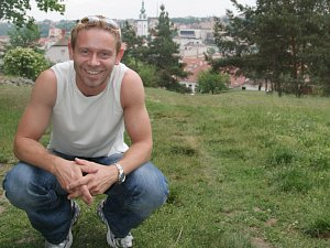 Herec Jaroslav Šmíd