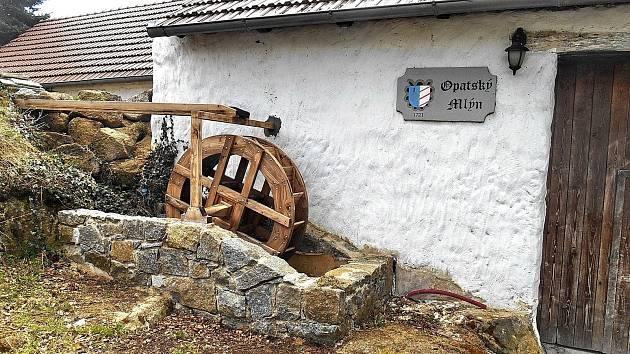Opatský mlýn