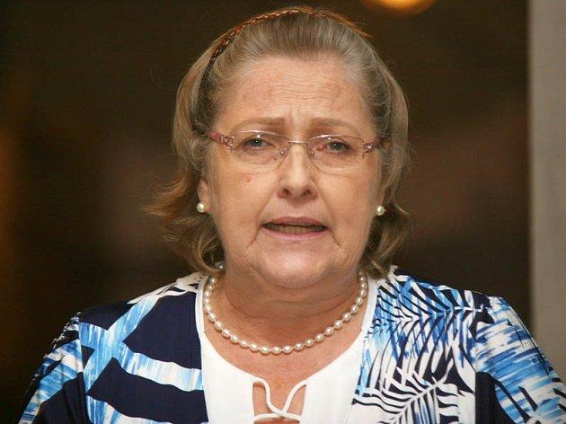 Dolores Baťa Arambasic v Třebíči-Borovině