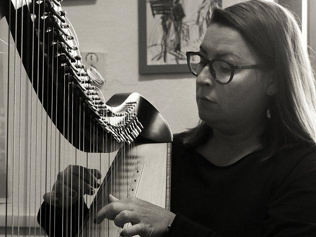 """4. """"Učím tři varhanice a jednu harfistku. Jedna zvarhanic je moje maminka. Vpříručkách se píše – neuč vlastní dítě. Ale nepíše se, jaké to je učit svého rodiče. Za mě – je to báječné."""" Obecně platí, že hraní na hudební nástroj je především relax a psych"""