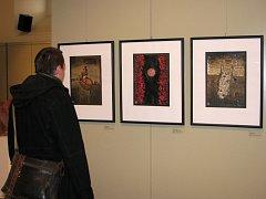 Spolek výtvarných umělců Vysočiny zahájil koncem ledna svoji výstavu v takzvané konírně třebíčského zámku. Expozice tam bude k vidění do 6. března.