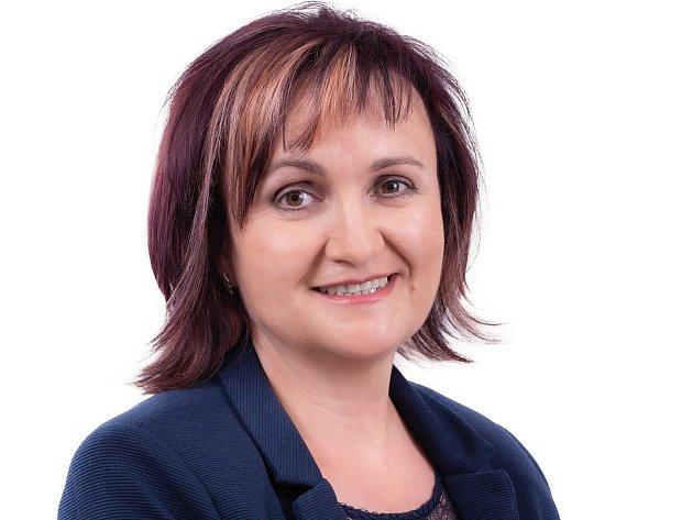 Senátorka za Třebíčsko Hana Žáková.