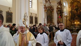 Synek bohatých rodičů dal celé dědictví na kostel. Vznikl barokní skvost