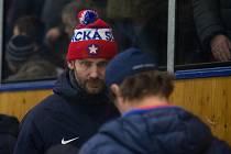 Trenér Horácké Slavie Radek Novák přivítal jako jednu z prvních posil Ondřeje Ševčíka.
