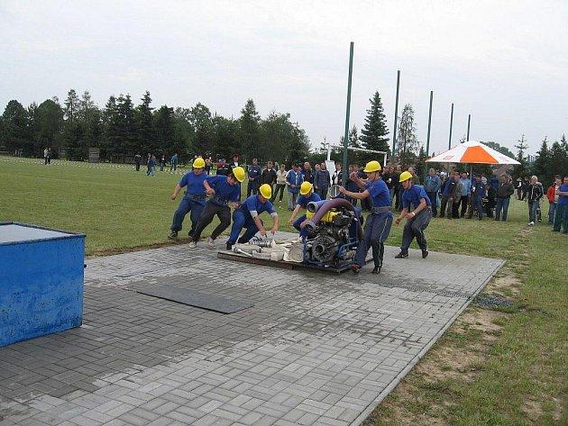 Okrsková soutěž se v červnu konala ve Studenci u příležitosti 105. výročí založení sboru.