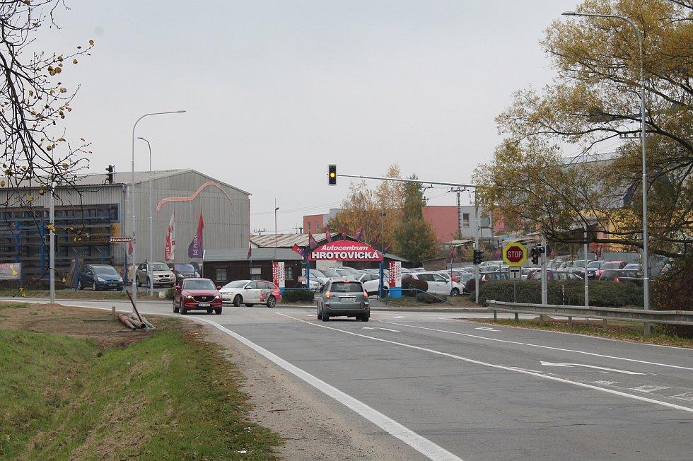 Doprava v Třebíči.