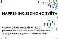 Happening uvede v Třebíči festival filmových dokumentů.