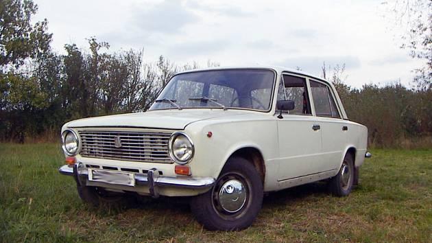 VAZ 2101 z roku 1974